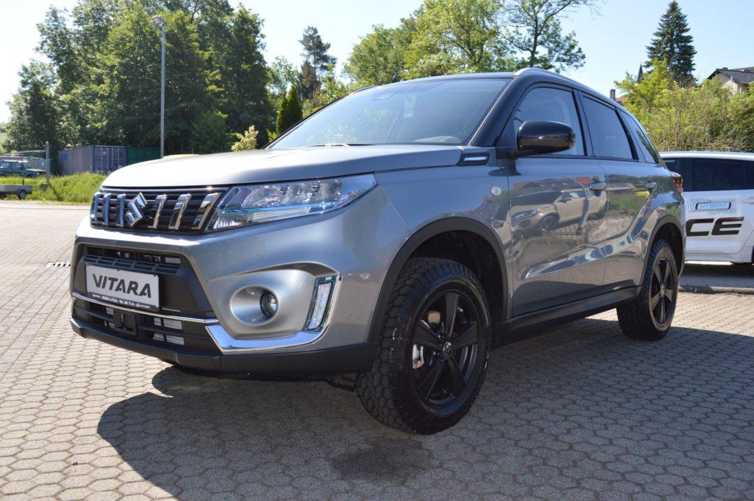 "Suzuki Vitara 1.4 Hybrid Allgrip ""Ranger"""