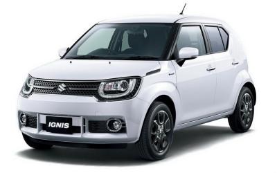 Der Neue Suzuki Ignis 2016!!