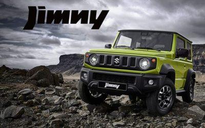 Der Neue Suzuki Jimny